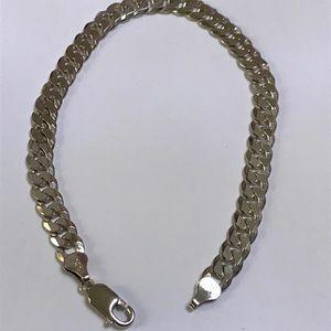 Jewelry - Sterling silver two sided bracelet